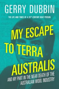 Book Cover: My Escape to Terra Australis